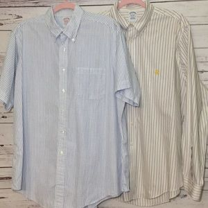 Brooks Brothers Bundle of 2 Sport Shirts